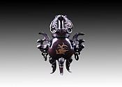 훈로熏炉:봉이사족준凤耳四足樽(참각錾刻) 재질材质:정연동精炼铜 중량重:1210g