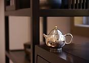 [贡福茶]手工泡茶小壶 镜面小壶 110cc