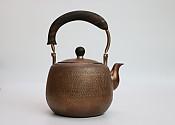 [贡福茶]手工紫铜大壶 TH-A4 1.5L
